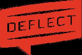 deflect logo